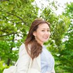 Chị Lam sau khi điều trị mụn bằng laser