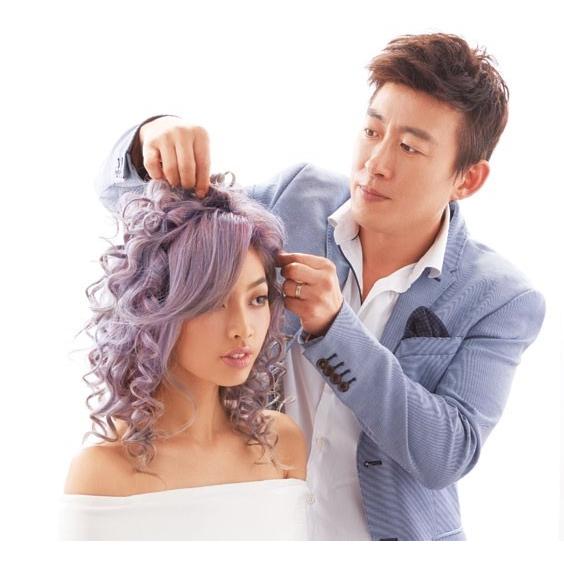 kyle shin chuyên gia tóc hàng đầu châu á