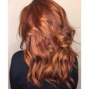 tóc đỏ đồng 2019