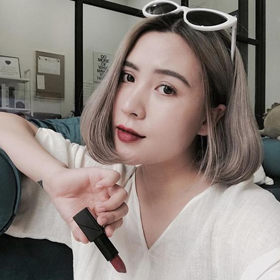 tóc uốn cụp 2019