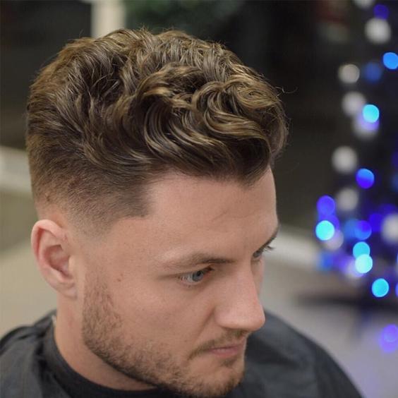 Những kiểu tóc đẹp cho nam để giúp chàng tỏa sáng