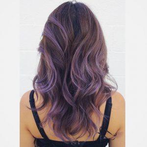 ultraviolet màu tóc hot nhất 2019