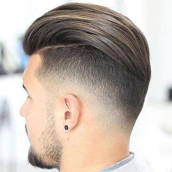 tóc undercut nam