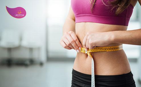 Vòng eo mơ ước khi bạn thực hiện các bài tập giảm mỡ bụng