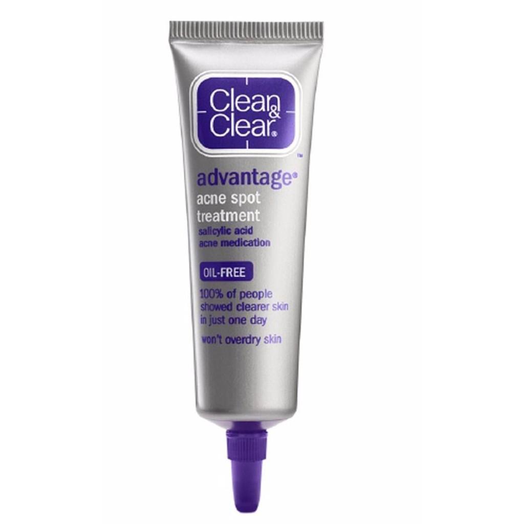 Thuốc trị thâm mụn Clean & Clear Advantage Acne Spot Treatment