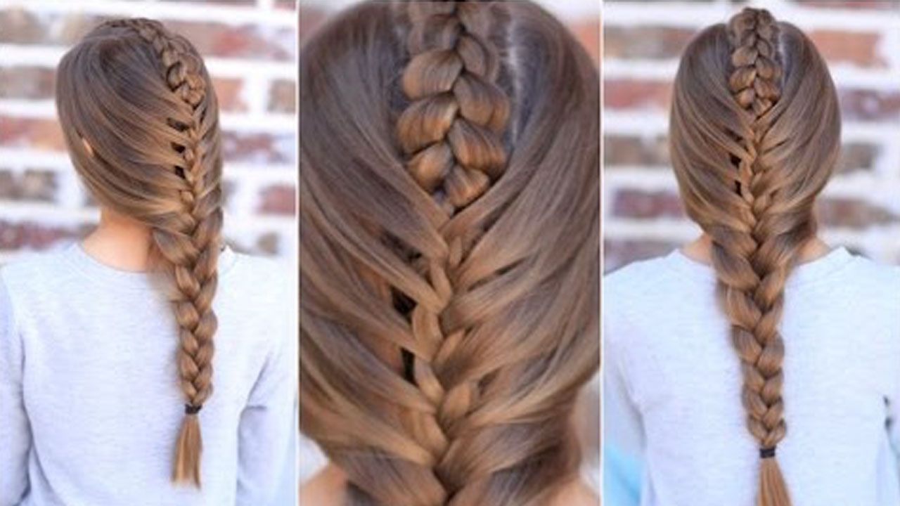 Mẫu tóc xinh đẹp, giúp bạn trở nên tự tin hơn khi đi ra ngoài.