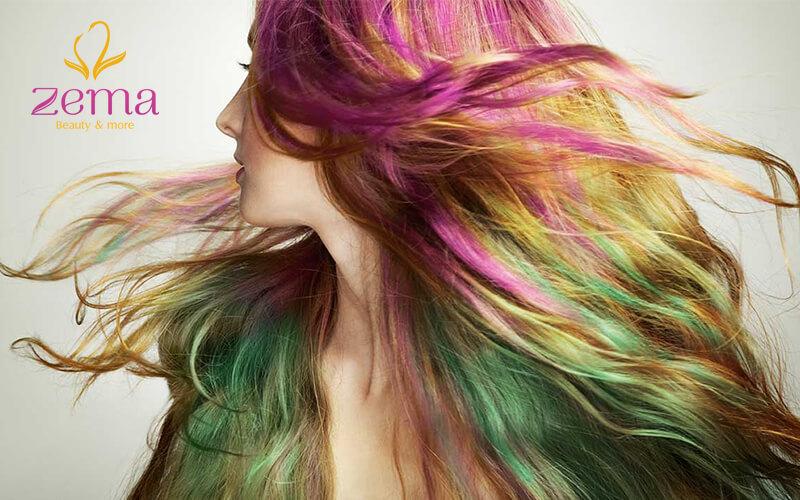 bảng màu nhuộm tóc 1