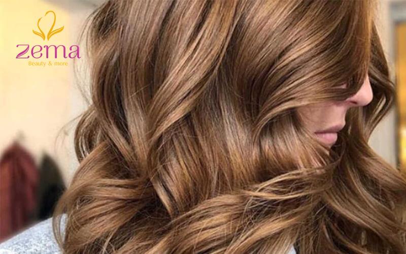 bảng màu nhuộm tóc 2