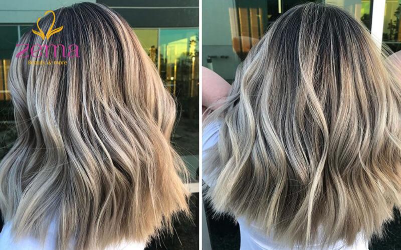bảng màu nhuộm tóc 5