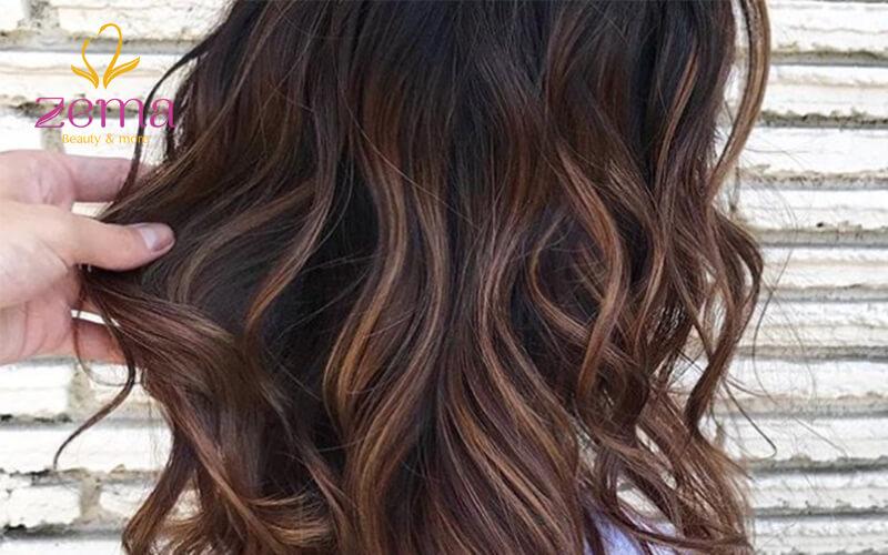 bảng màu nhuộm tóc 6
