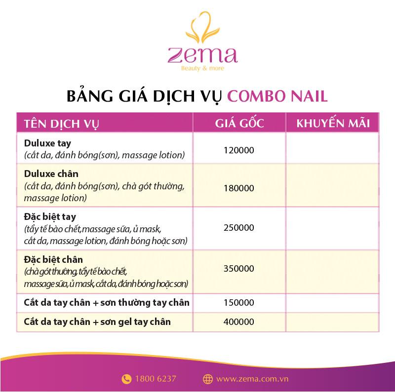 Combo-nail