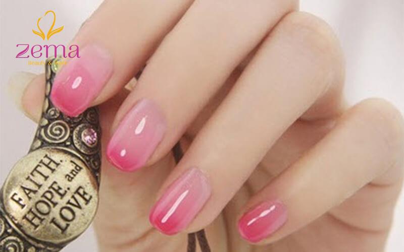 mẫu nail đẹp nhẹ nhàng 1