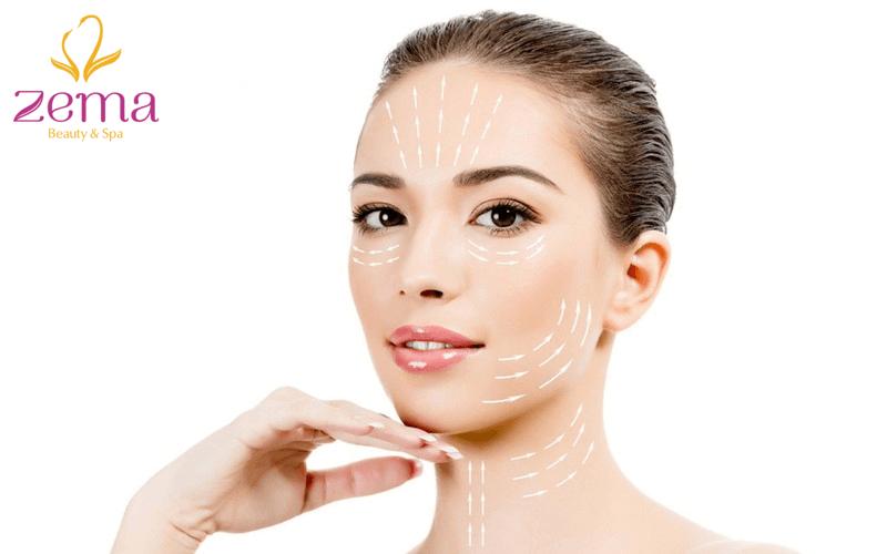 Cách massage mặt cơ bản