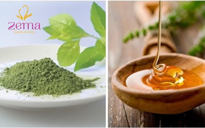 Hướng dẫn cách dùng trà xanh và mật ong làm đẹp