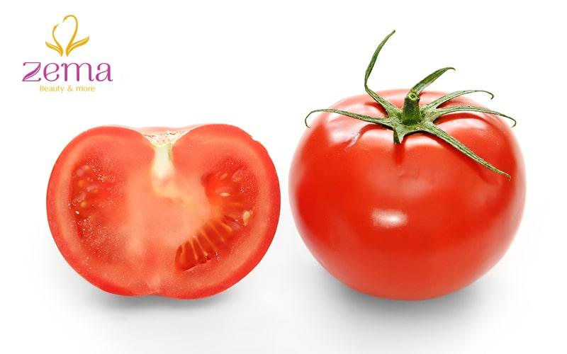Hướng dẫn cách làm đẹp bằng cà chua