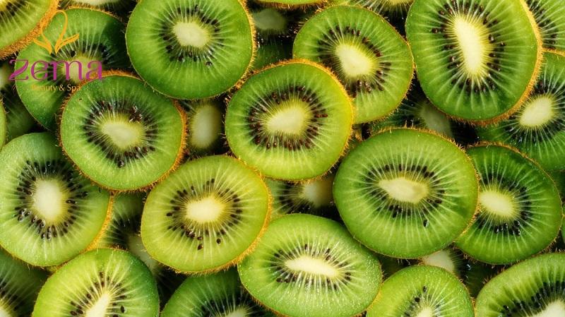 Kiwi làm trắng da