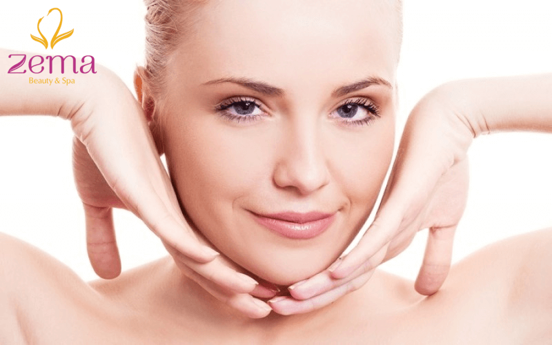 Massage mặt đem lại những hiệu quả tuyệt vời