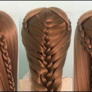 Các cách tết tóc sang trọng và ít tốn thời gian