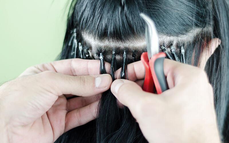 nối tóc 1