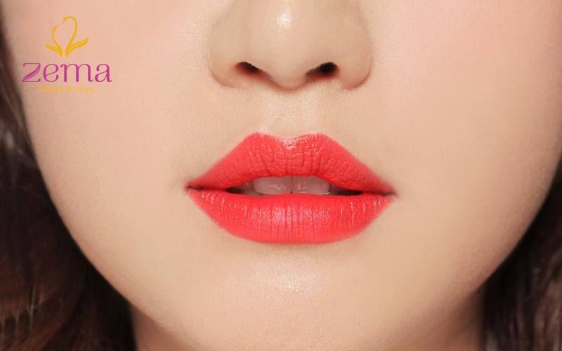 Phun môi collagen đẹp như thế nào?