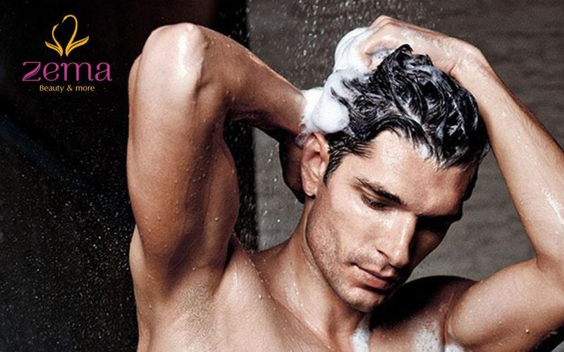 Cách chăm sóc tóc nam sau khi uống, bạn không nên gội đầu 3 ngày sau khi làm tóc