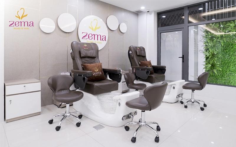 Zema Beauty & More là nơi uy tín để hút chì thải độc da