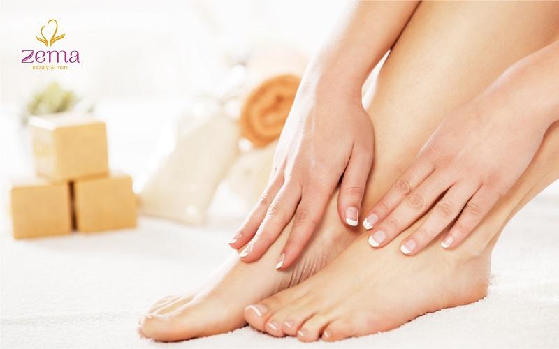 Cách chăm sóc da tay chân