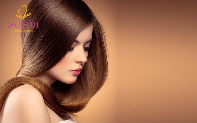 Chân tóc yếu phải tránh xa hóa chất
