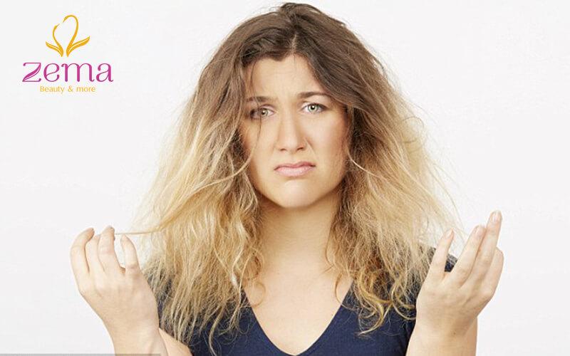 Phục hồi tóc hư tổn nhanh chóng như nào