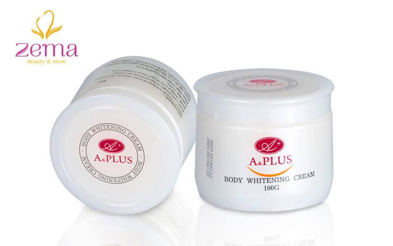 Kem dưỡng trắng toàn thân A Plus Body Whitening Cream B11