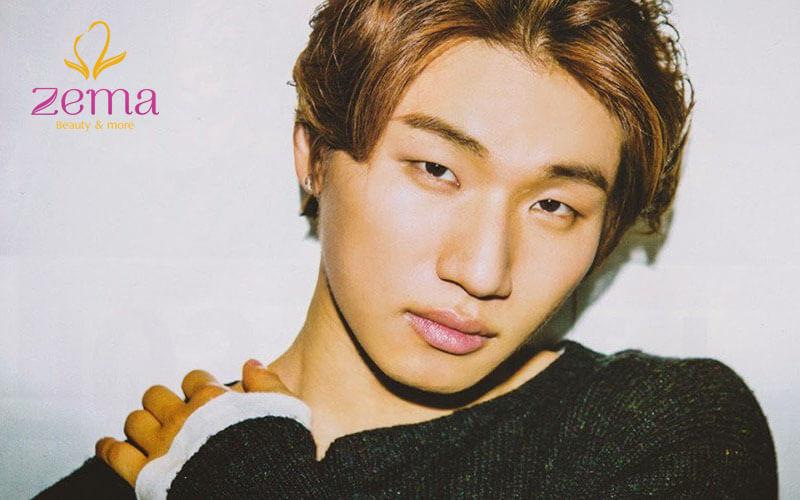 Kiểu tóc nam hợp với mắt một mí như anh chàng Daesung của Bigbang