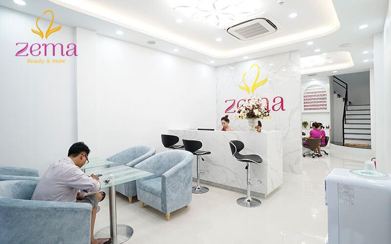 Một chi nhánh của Zema Việt Nam tại TP Hồ Chí Minh