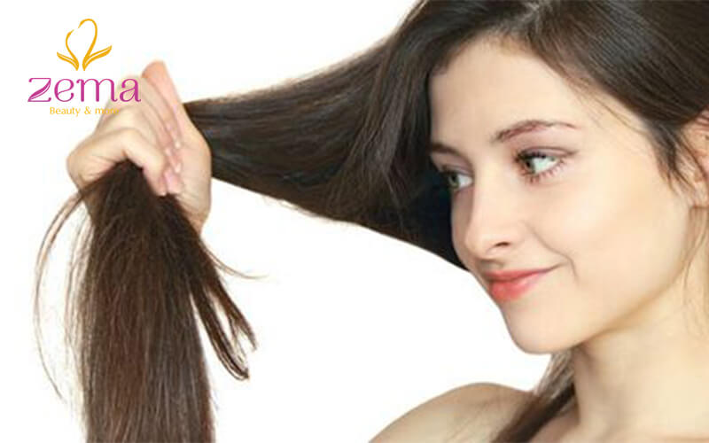 Chăm sóc tóc, uốn, duỗi, nhuộm kĩ lưỡng