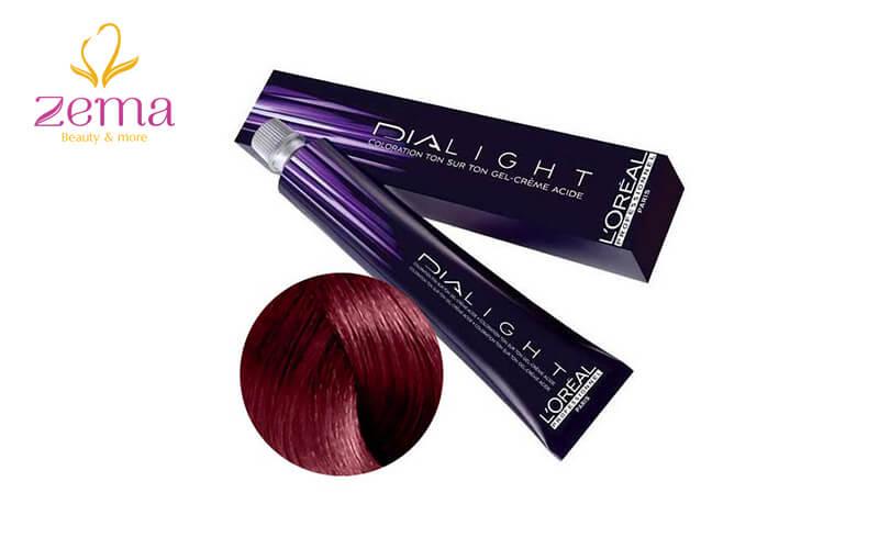 Cải thiện mái tóc yếu và hư tổn từ nhuộm phục hồi