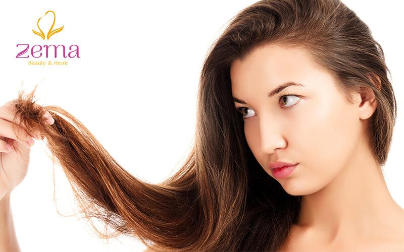 Tránh tiếp xúc với ánh nắng mặt trời để bảo vệ tóc