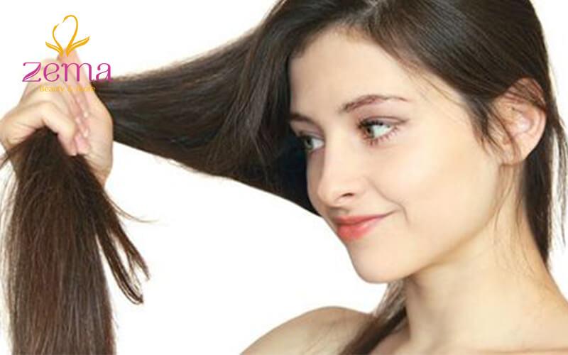 Các lưu ý khi phục hồi tóc chẻ ngọn