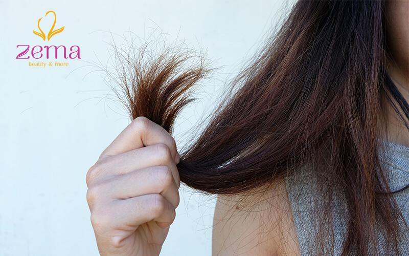 Hạn chế nhiệt độ cao tác động vào tóc