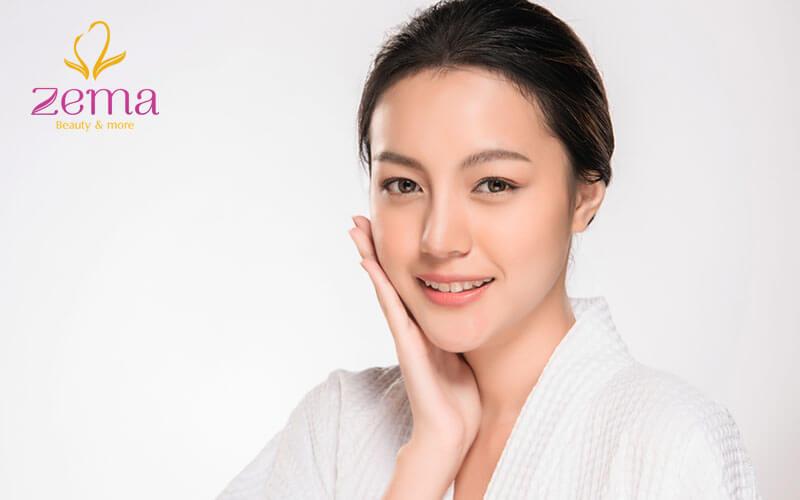 Sử dụng serum kết hợp với chăm sóc da mặt đúng cách sẽ giúp cải thiện tình trạng da đáng kể