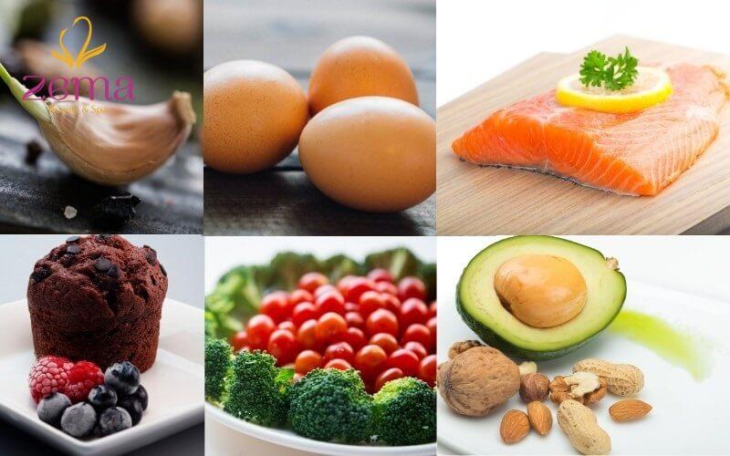 Một số thực phẩm giảm cân rất tốt cho sức khỏe