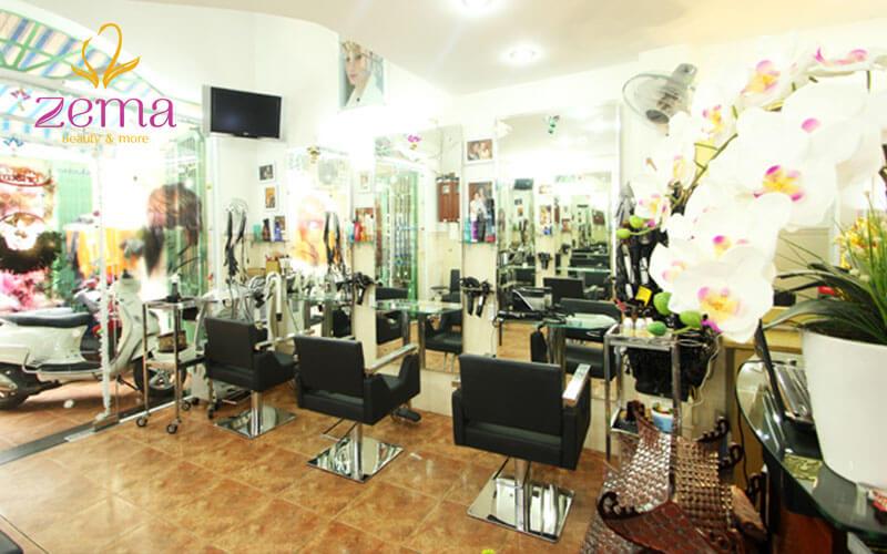 Hair salon Quyên Angel
