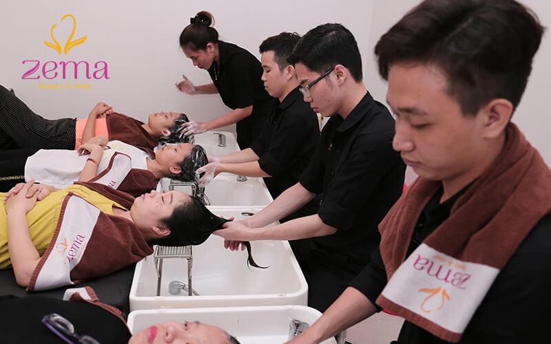 Khám phá 11 tiệm cắt tóc đẹp rẻ ở sài gòn