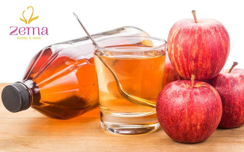 Sử dụng giấm táo trong chế độ ăn giảm mỡ bụng