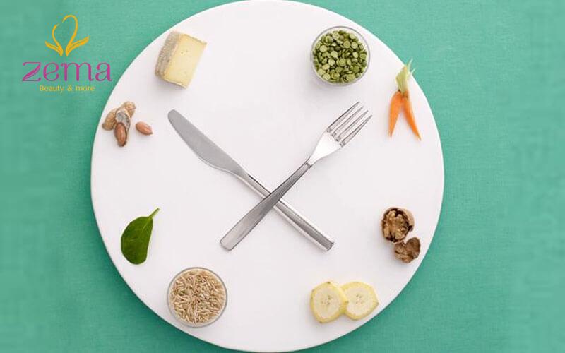 Chia nhỏ các bữa ăn - bí quyết giảm cân
