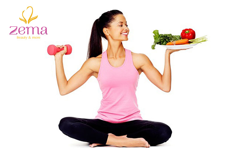10 bí quyết giảm cân nhẹ nhàng lấy lại vóc dáng như ý