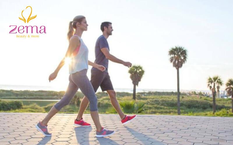 Bí quyết giảm cân bằng cách tập thể dục nhẹ nhàng