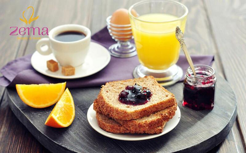 Không bỏ bữa sáng là bí quyết giảm cân của hàng triệu chị em
