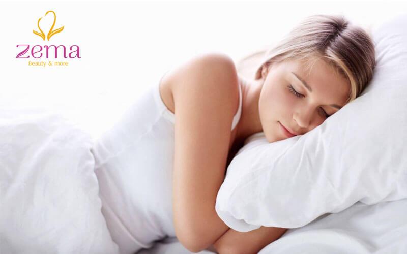 Ngủ đủ giấc - bí quyết giảm cân thành công
