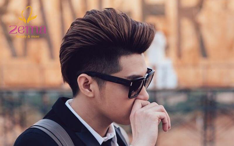 Những kiểu tóc nam đẹp cho mùa hè không thể bỏ qua