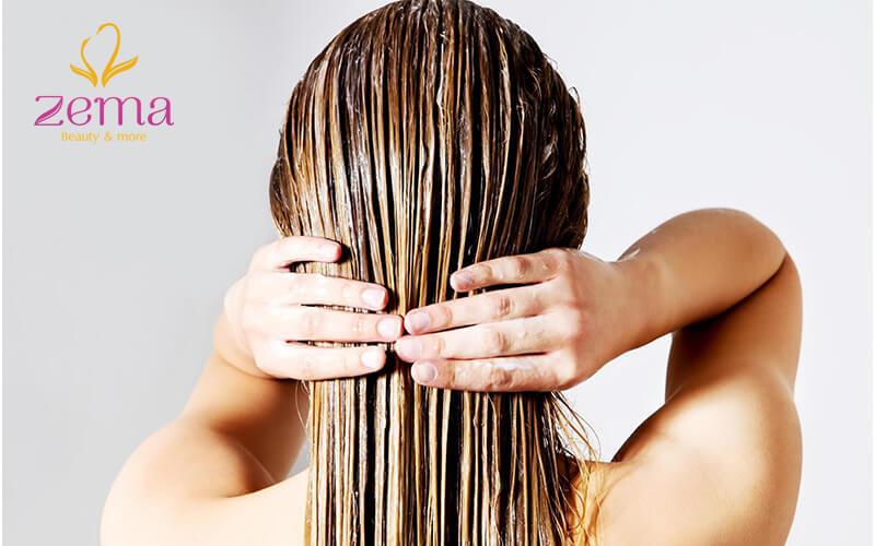 Cách chăm sóc tóc màu nâu khói