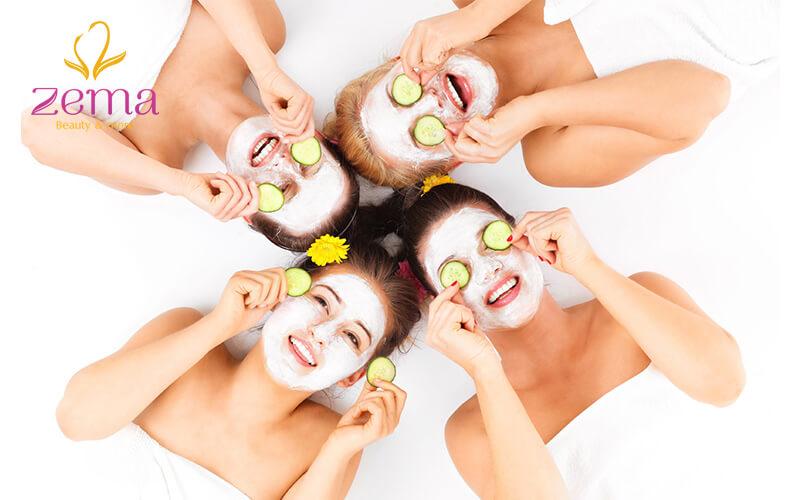 Cách trị dị ứng da mặt tại nhà